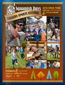 Squamish Days Loggers Sports Goodwin Studios DTP and Design